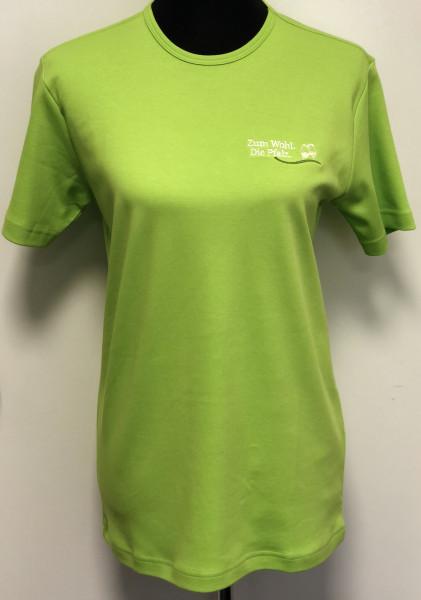 T-Shirt lime (hellgrün)