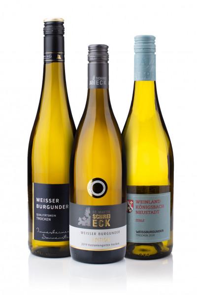 Weinpaket >>Weissburgunder<<