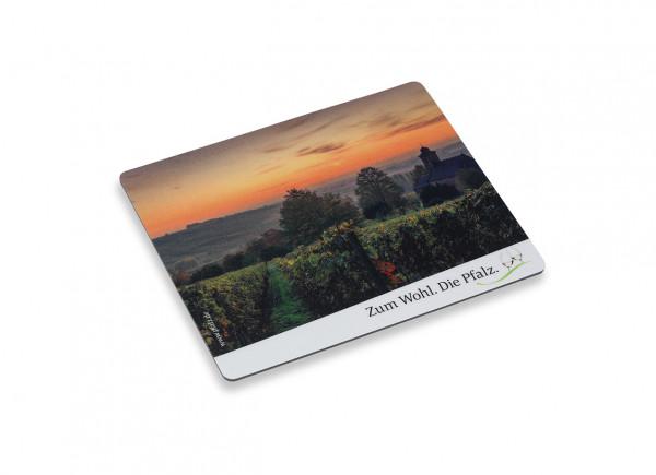 Mousepad »Sonnenaufgang Kapelle«