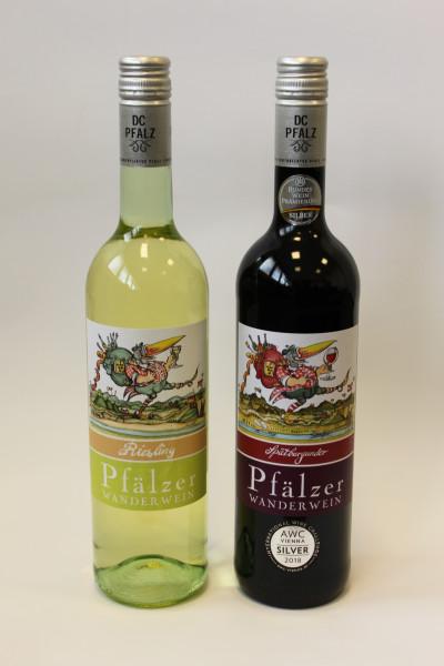 Weinpaket »Pfälzer Wanderwein«
