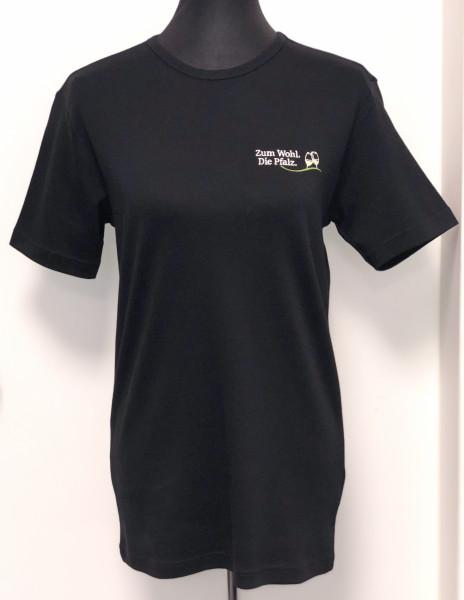 T-Shirt schwarz - Rundhals